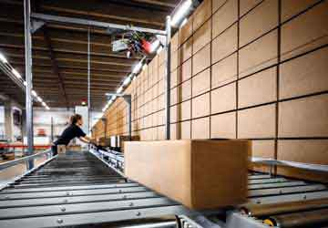 Warehousing Shifting
